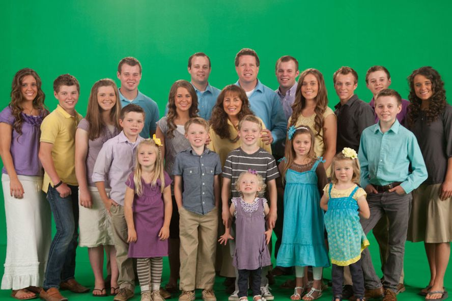 The Duggar Family Denies That Their Family Home Was Raided By Homeland Security