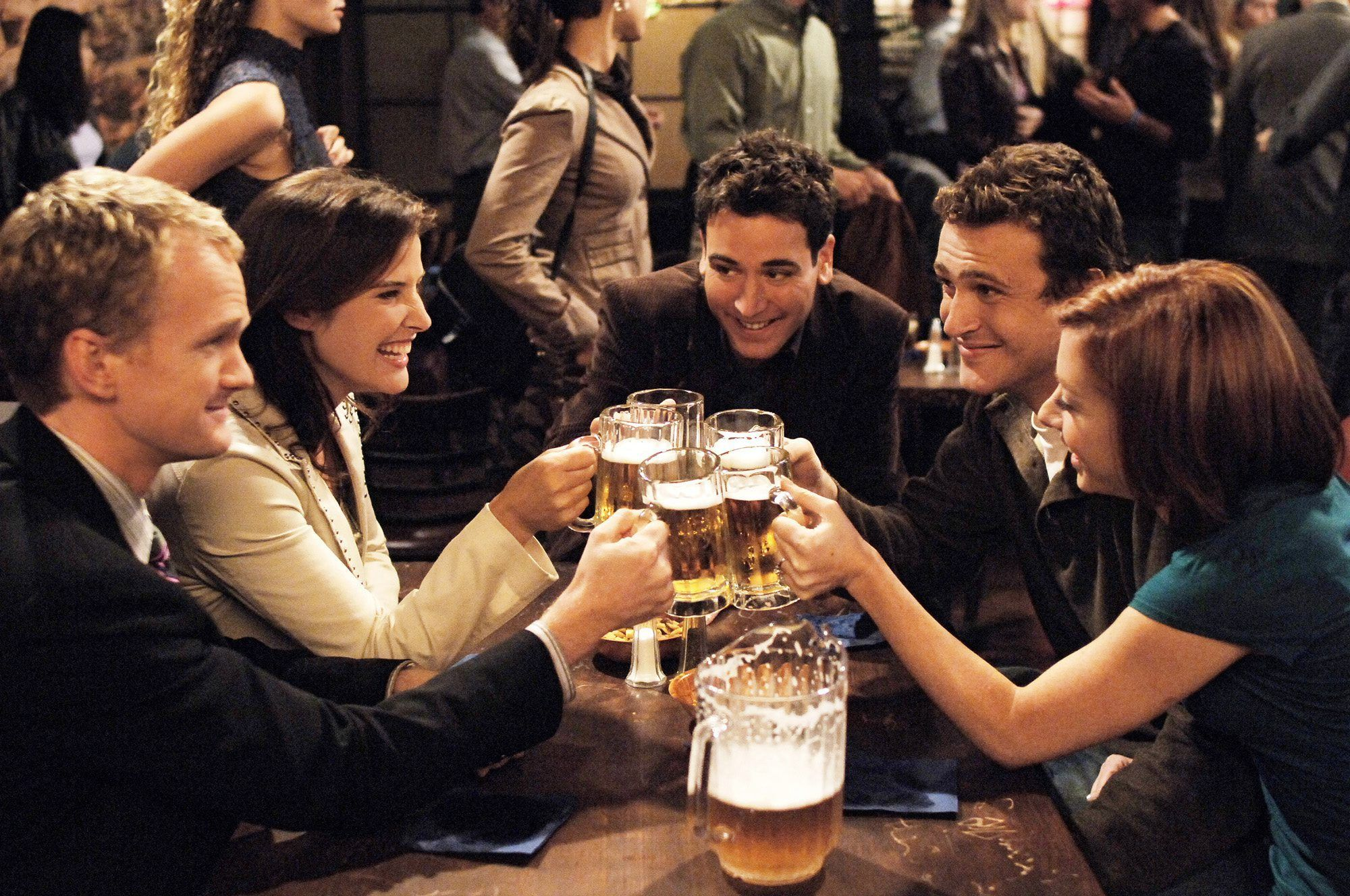 Things You Might Not Know About How I Met Your Mother - Fame10