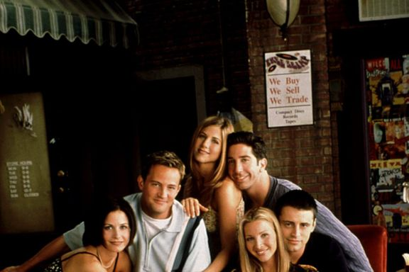 10 Jobs The 'Friends' Actors Had Before Hitting Stardom