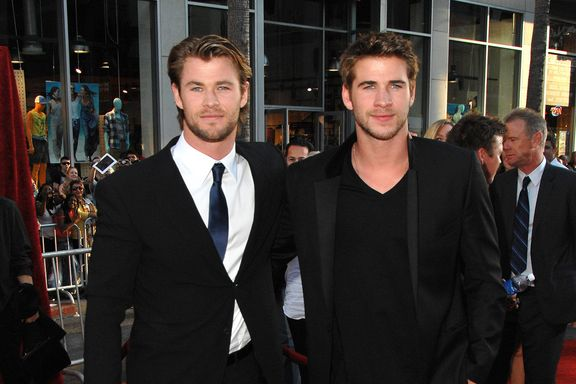 10 raisons qui font de Chris et Liam Hemsworth les frères les plus en vogue à Hollywood