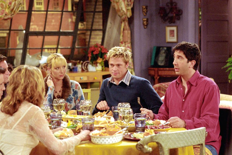 Los doce invitados más memorables de la serie Friends