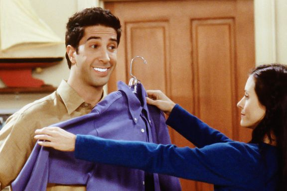 "Ross Geller's 12 Funniest Moments On ""Friends"""