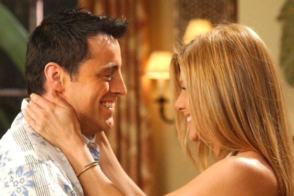 12 Worst Chemistry Couples on 'Friends'