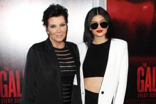 """Kris Jenner Was """"Really Upset"""" When Kylie Got Lip Injections"""