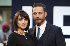 Tom Hardy And Wife Charlotte Riley Expecting First Child Together