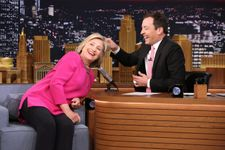 Hillary Clinton Jokes About Donald Trump On The Tonight Show