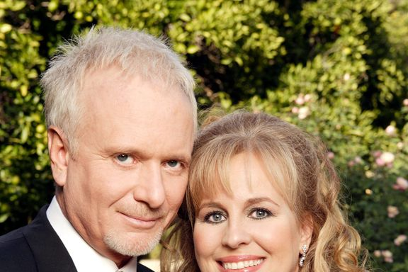 Iconic General Hospital Couples