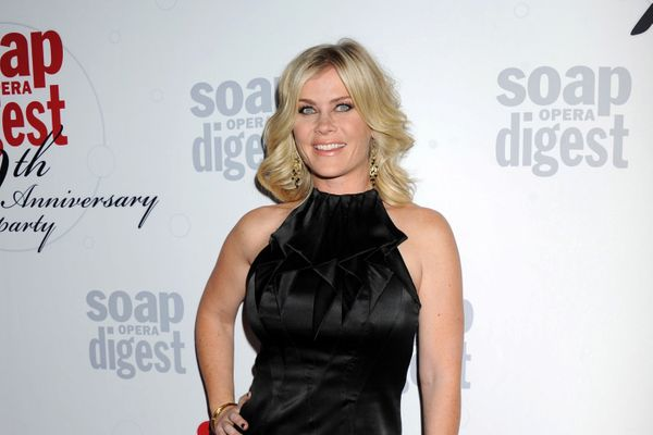 Things You Might Not Know About Days Of Our Lives Star Alison Sweeney