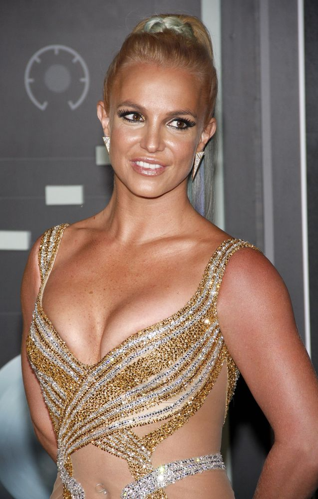 6 Times Britney Spears Took the High Road - Fame10