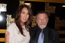 Susan Schneider Opens Up About Robin Williams' Death And Battle With DLB