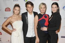 Yolanda Foster Reveals Her Children, Bella And Anwar Hadid, Battled Lyme Disease