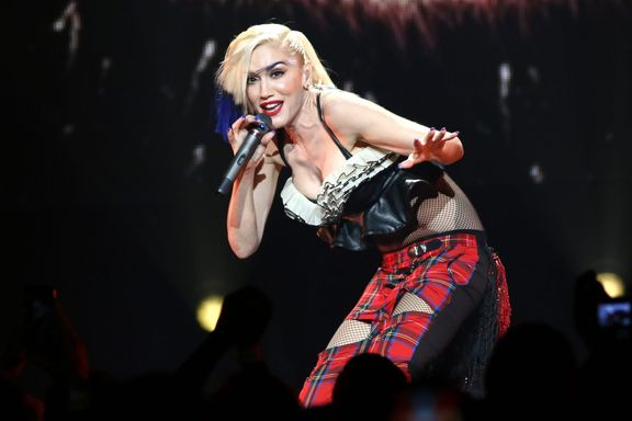 """Gwen Stefani Performed New Song """"Used To Love You"""" Following Split"""