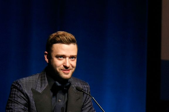 Justin Timberlake Gets Emotional, Thanks Wife Jessica Biel At Hall Of Fame Induction