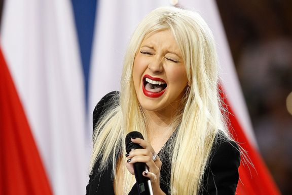 8 Celebrities Who Botched The National Anthem