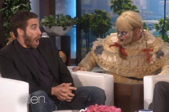 Ellen DeGeneres' Best Celebrity Scares