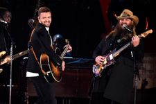 Justin Timberlake And Chris Stapleton Steal The Show At The CMAs