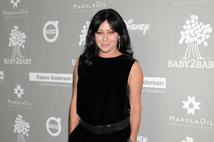 "Shannen Doherty Says ""Stress Is An Understatement"" Amid Stage 4 Cancer Battle"
