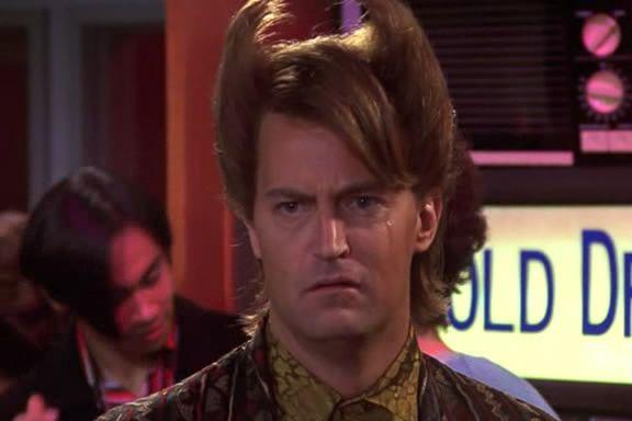 Friends: Chandler's 10 Funniest Moments