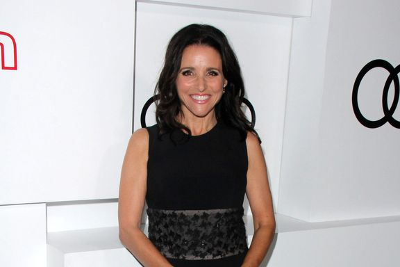 10 Things You Didn't Know About Julia Louis-Dreyfus