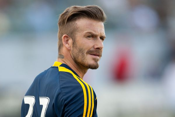 10 Things You Didn't Know About David Beckham