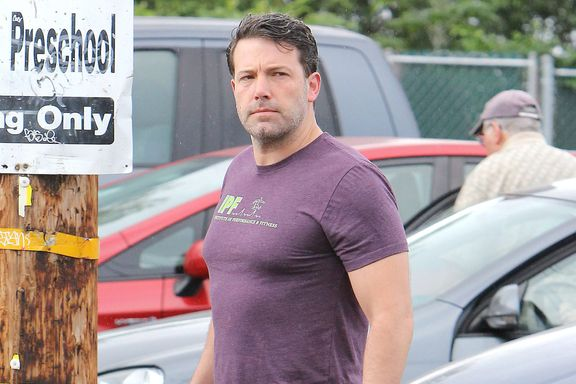 6 Signs Ben Affleck Is Having A Mid Life Crisis