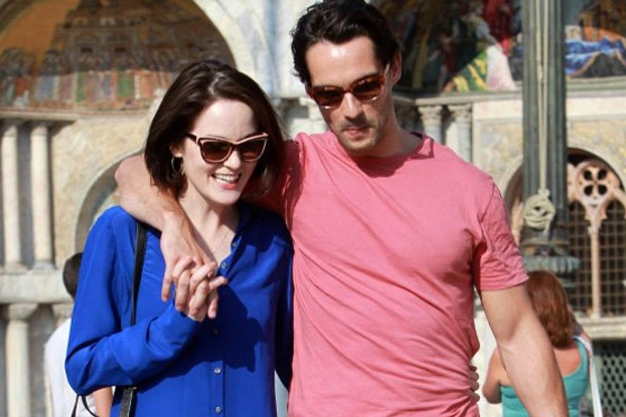 Downton Abbey Star Michelle Dockery's Fiance, John Dineen, Dies Of Cancer At 34