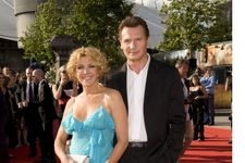 Liam Neeson Opened Up About Late Wife In New Interview