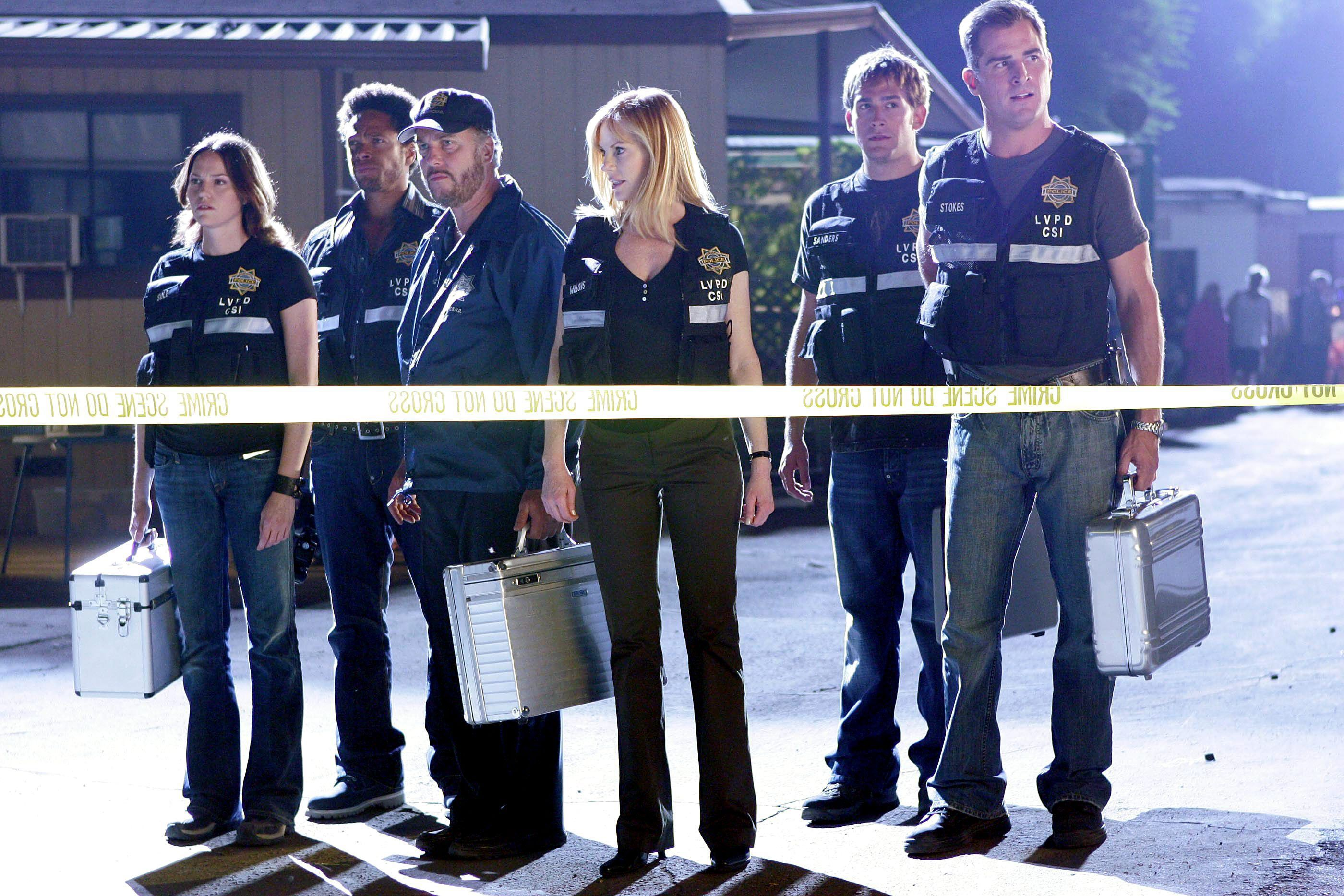 """'CSI' Revival Series Reportedly In """"Very Early Development Stages"""" At CBS - Fame10"""