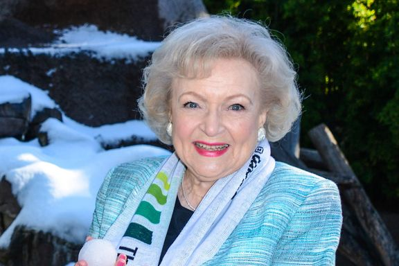 Betty White To Star In New Lifetime Christmas Movie