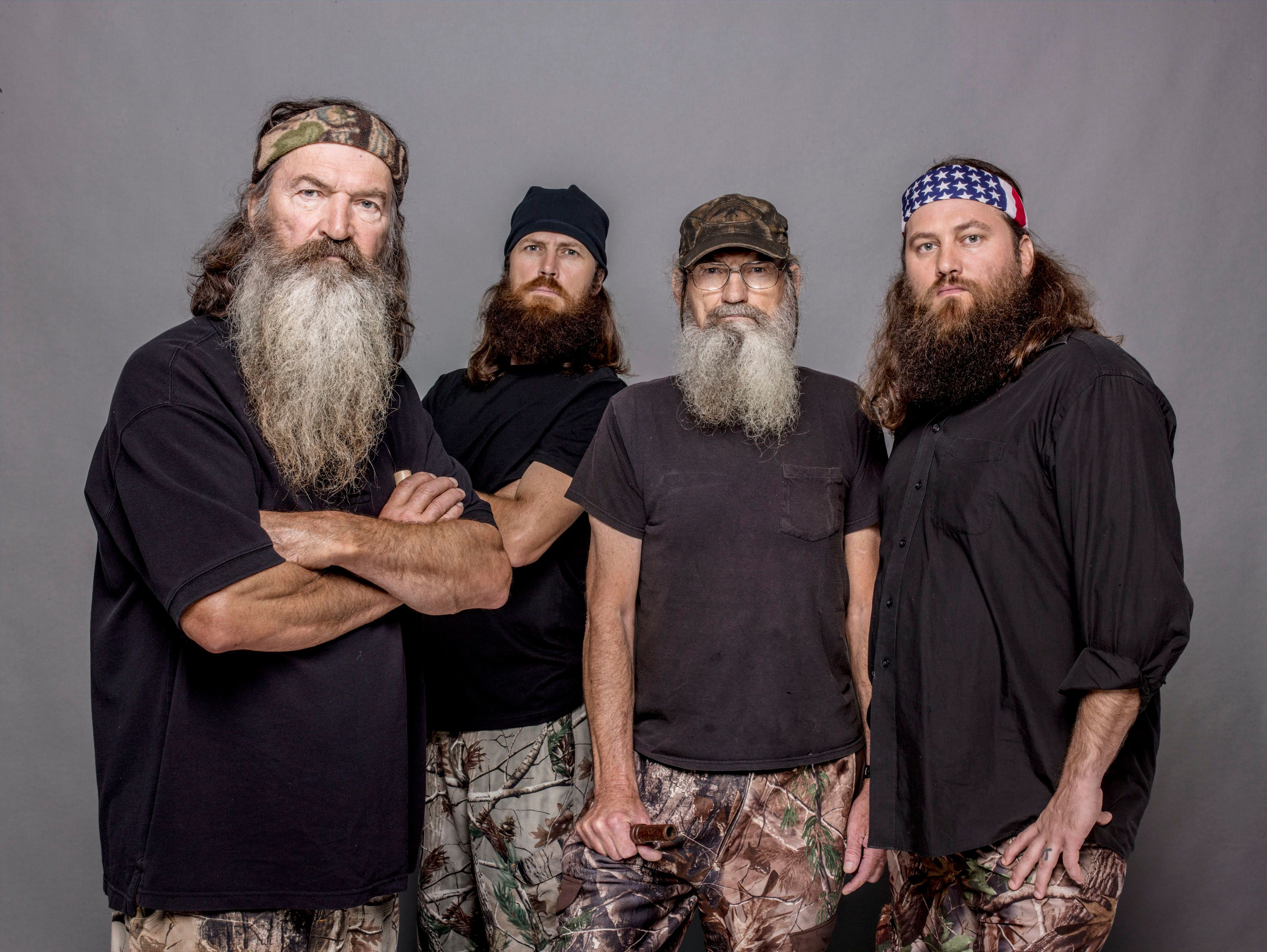 Cast Of Duck Dynasty: How Much Are They Worth Now? - Fame10