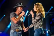 Tim McGraw And Faith Hill Named In Lawsuit For Song Co-Written By Ed Sheeran