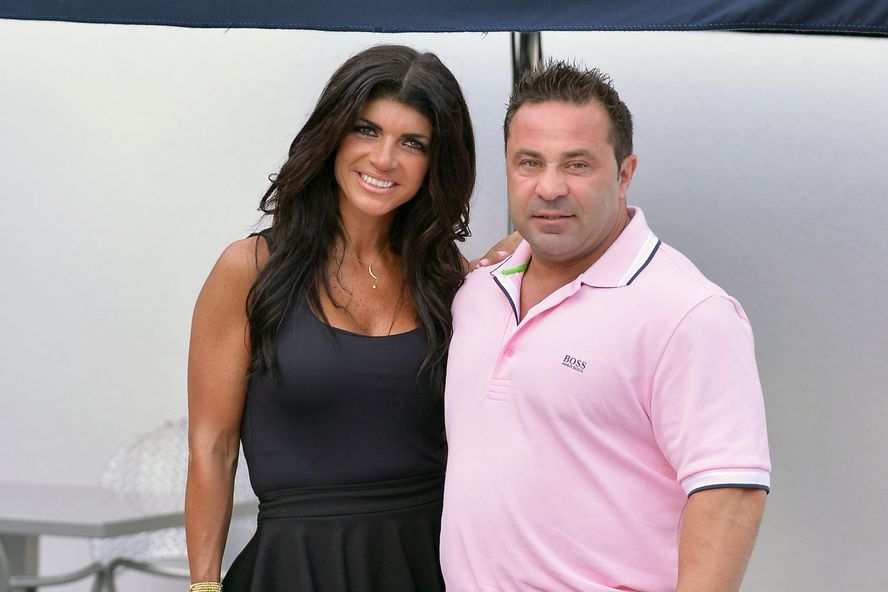 'RHONJ' Star Teresa Giudice And Joe Guidice Split After 20 Years Of Marriage
