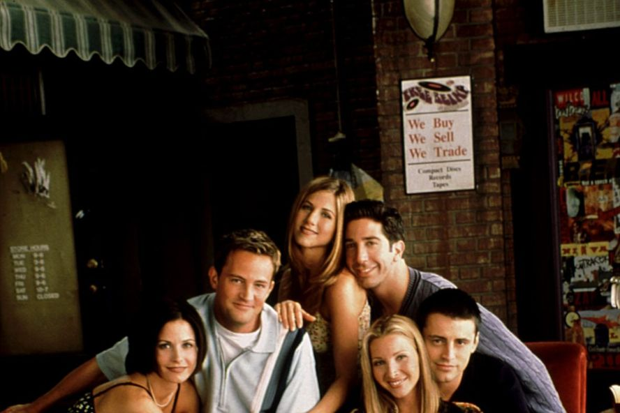 'Friends' Reunion Special Officially Announced At HBO Max