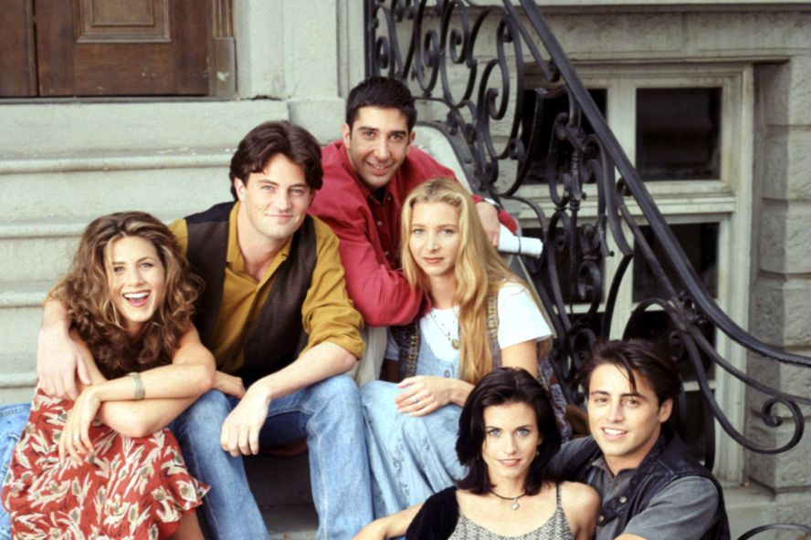 'Friends' Cast Could Receive More Than $2 Million Each For Reunion Special