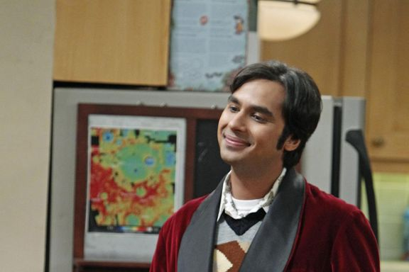 The Big Bang Theory: Raj's Memorable Quotes