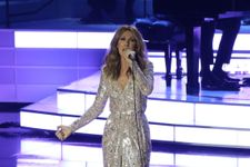 Celine Dion Gives Emotional Speech About Late Husband
