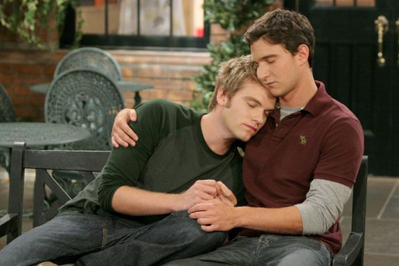 5 Best Same-Sex Soap Opera Couples