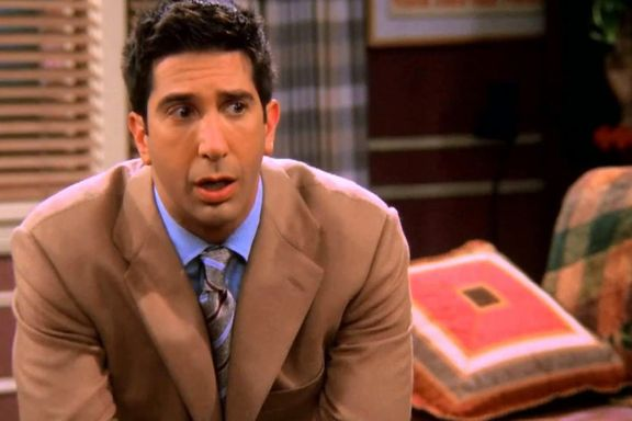 Friends: Ross' 10 Funniest Quotes