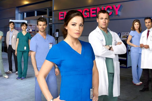 8 Things You Didn't Know About Saving Hope