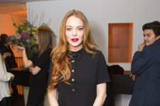 Lindsay Lohan Recounts Turning Down Harry Styles, Confirms New Relationship