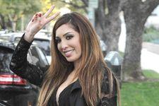 """Teen Mom's Farrah Abraham Says She Has """"Surpassed"""" Kim Kardashian"""