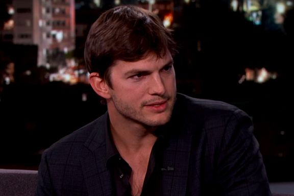 Ashton Kutcher Opens Up About Easter With Daughter Wyatt
