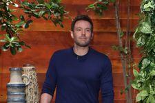 Ben Affleck Talks About Ex Jen Garner On Ellen