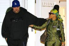Rob Kardashian Clarifies All Those Break Up Rumors With Blac Chyna