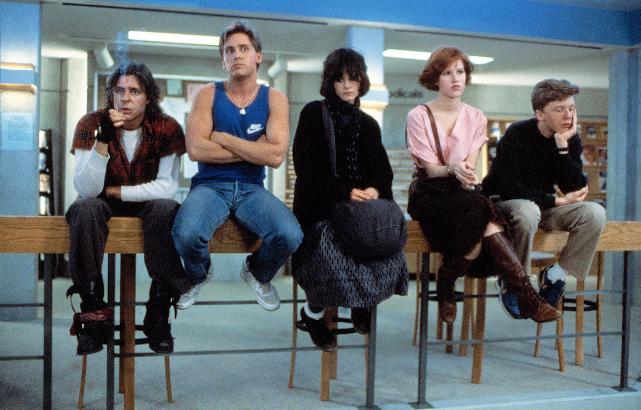 Things You Might Not Know About 'The Breakfast Club' - Fame10