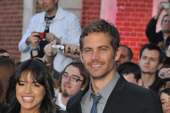 Michelle Rodriguez Says She Was Jealous Co-Star Paul Walker Died First