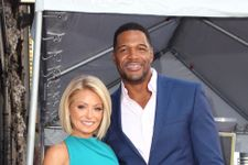 Kelly Ripa Reportedly Blindsided By Michael Strahan's Exit From 'Live'