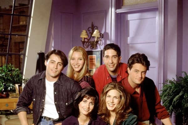 Friends: Behind The Scenes Secrets