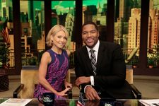 ABC Exec Opens Up About Michael Strahan's 'Live' Exit Debacle