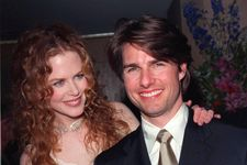 """Nicole Kidman Says Her Marriage To Tom Cruise Offered """"Protection"""""""